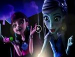Üdvözől a Monster high mesefilm
